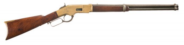 3032: Winchester Model 1866 Saddle Ring Carbine