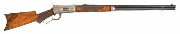 3037: Special Order Winchester Model 1886 Deluxe Lev...