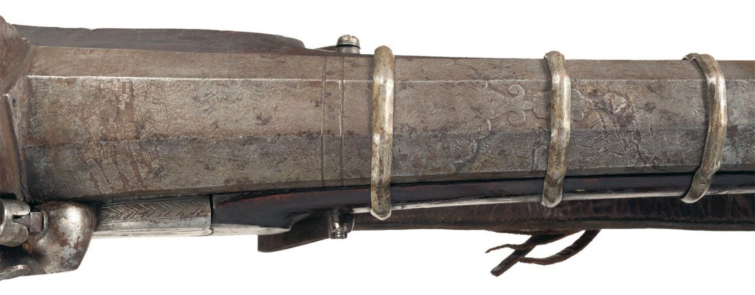 30: Rare Massive Indian Percussion Camel Gun - 4