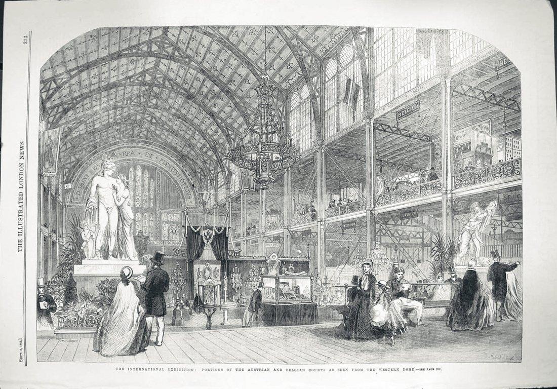 35: Extraordinary Exhibition Engraved W.& C. Scott Jaco - 5