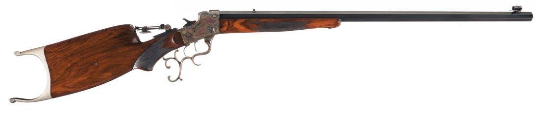 1004: Exceptional Extremely Rare Remington Walker-Hepbu