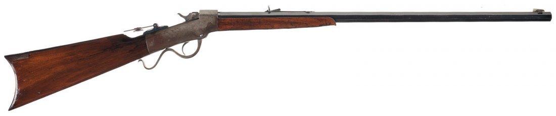 1019: Marlin Ballard No. 2 Sporting Rifle