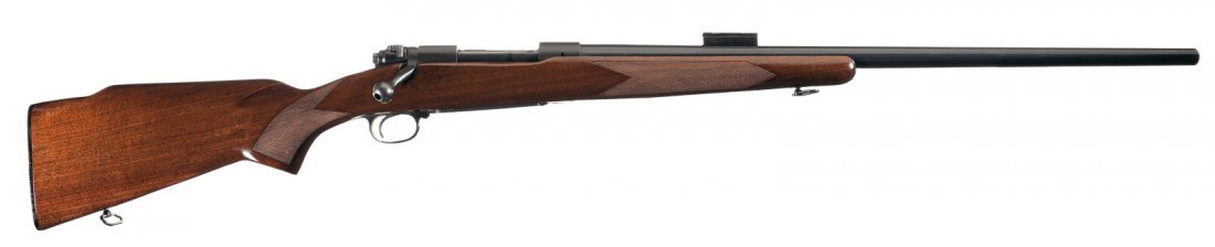 1394: Pre-64 Winchester Model 70 Varmint Bolt Action Ri