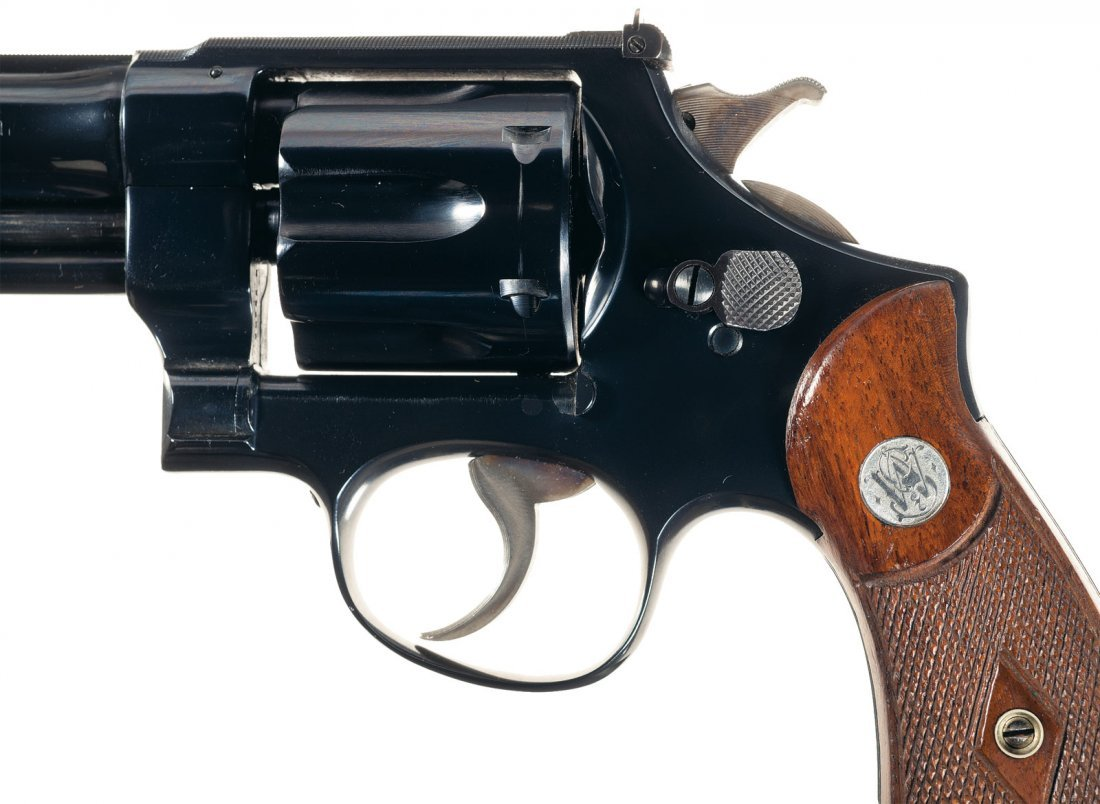 1455: Documented Smith & Wesson Registered .357 Magnum - 2