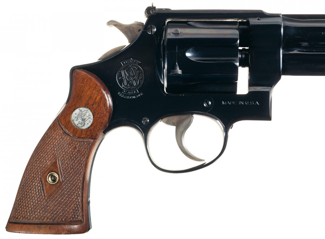 1455: Documented Smith & Wesson Registered .357 Magnum - 3
