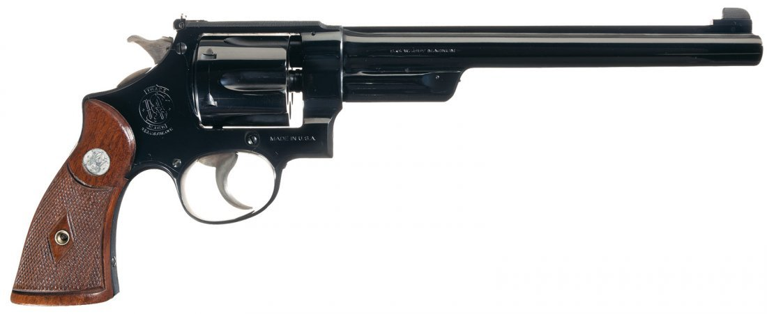 1455: Documented Smith & Wesson Registered .357 Magnum - 5