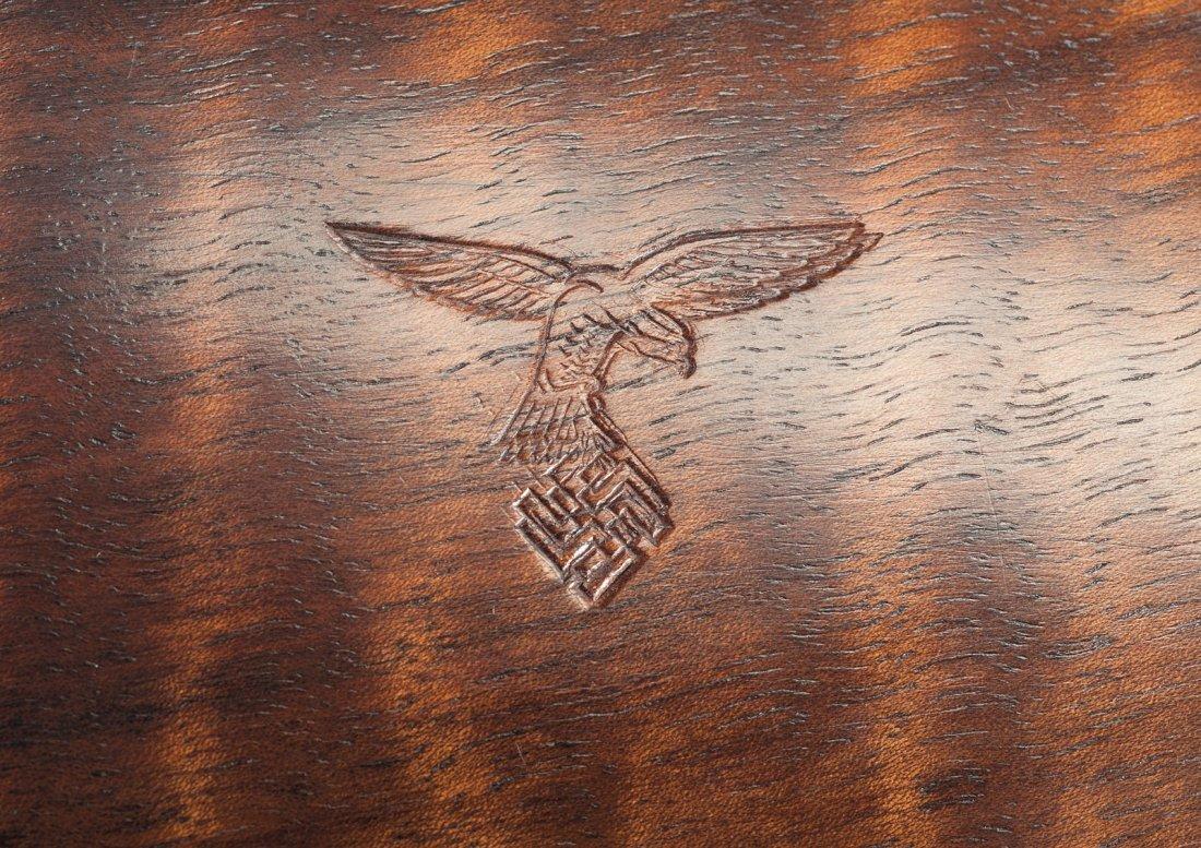 1601: Beautiful Cased WWII Nazi Luftwaffe Issue M30 Sur - 4