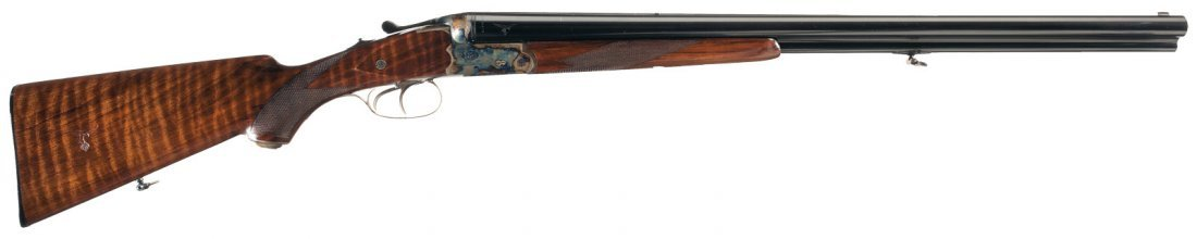 1601: Beautiful Cased WWII Nazi Luftwaffe Issue M30 Sur - 5