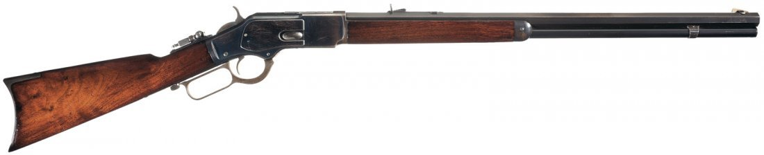 3002: Outstanding Desirable Winchester Model 1873 Lever