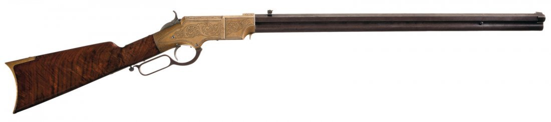 3008: Very Fine Samuel Hoggson Factory Engraved Deluxe