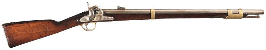 3063: Scarce U.S. Springfield Model 1847 Musketoon
