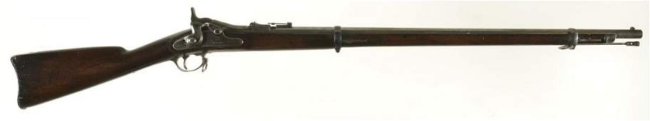 US Springfield Model 1870 Trapdoor Rifle