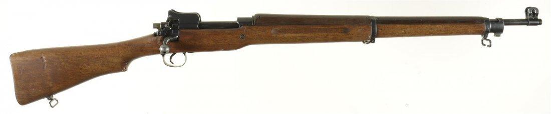 U.S. Eddystone Model 1917 Bolt Action Rifle