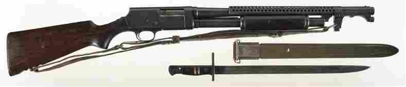 U.S. J. Stevens Arms Co. Model 520-30 Slide Action