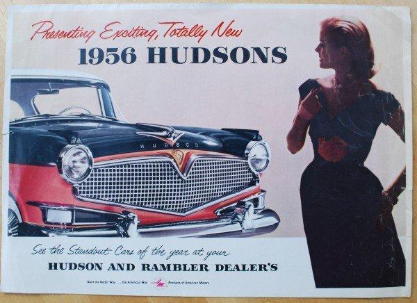 4: 1956 AMC Hudson Brochure