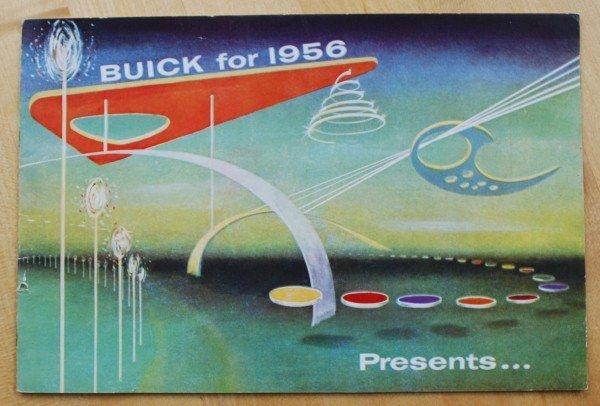 12: 1956 Buick Brochure
