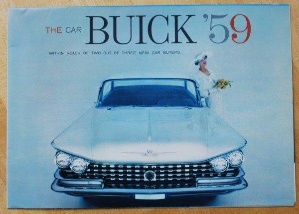 16: 1959 Buick Brochure