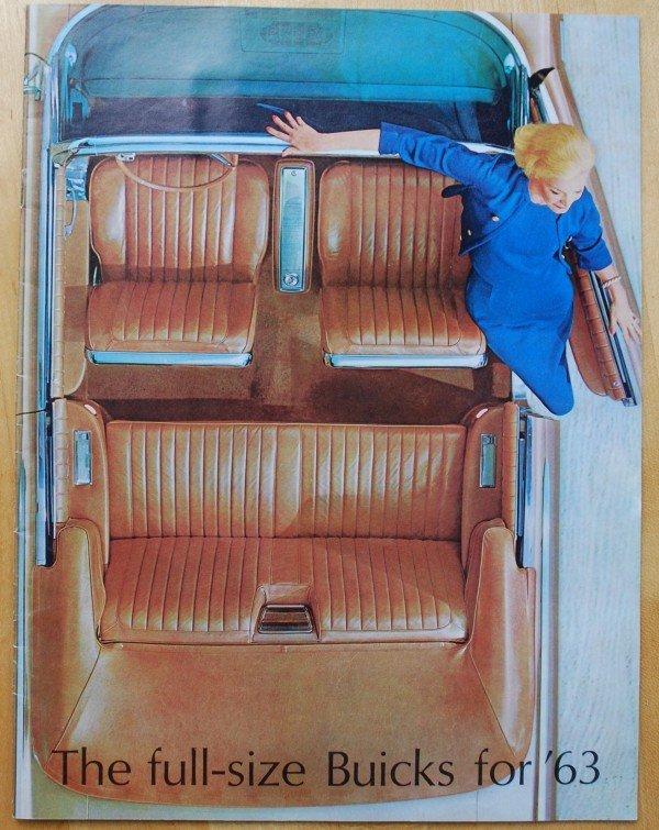 17: 1963 Buick Full Size Brochure
