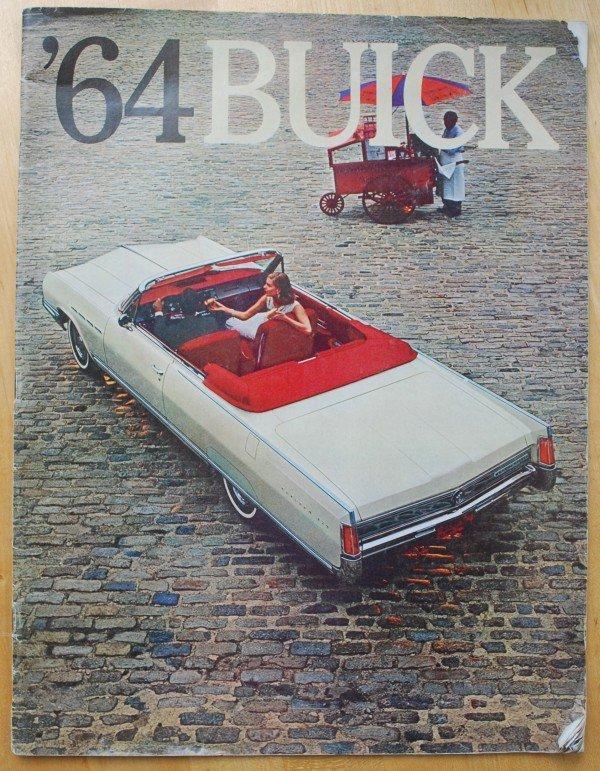 19: 1964 Buick Trim Size Brochure