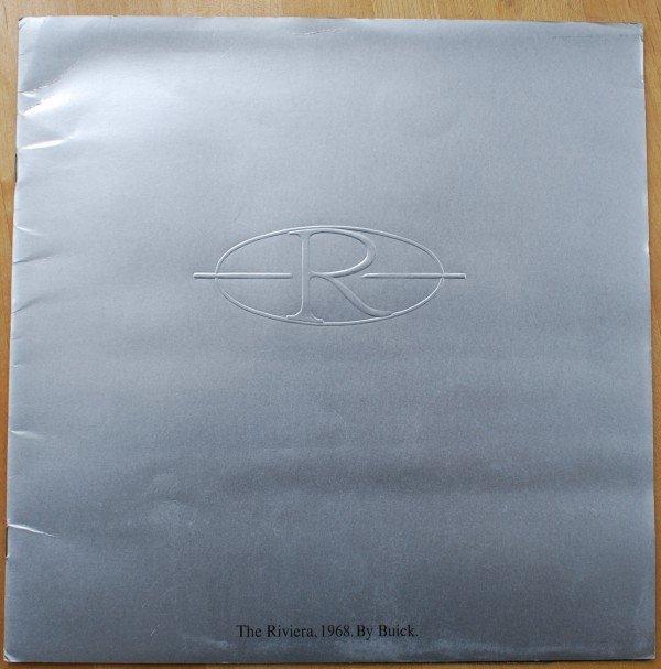 23: 1968 Buick Riviera Brochure