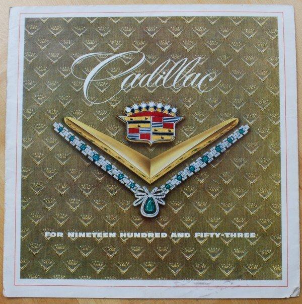 24: 1953 Cadillac Brochure