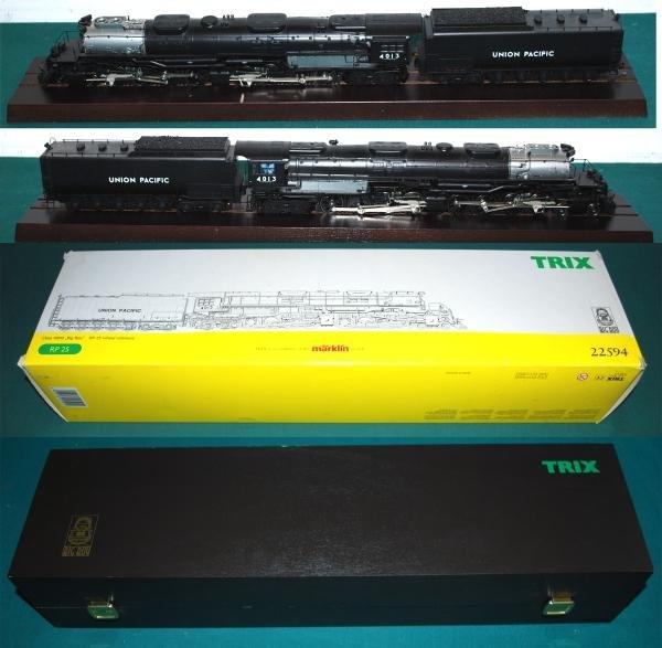 317: U P Big Boy 4013 4-8-8-4 Trix Marklin 22594
