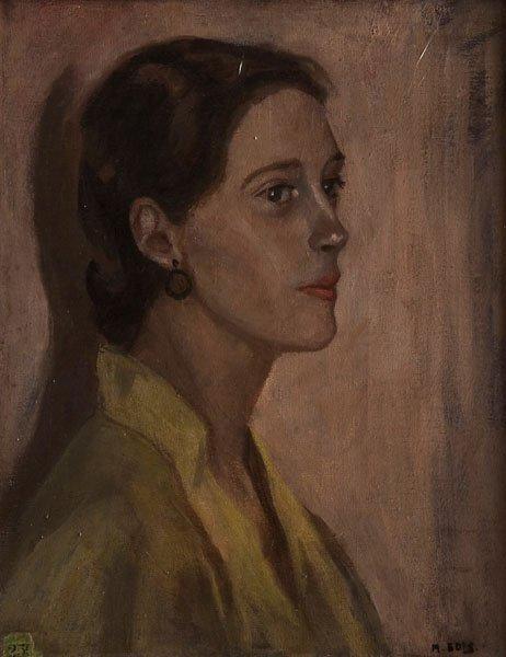 8: Mary Edis, Lady Bennett -Portrait