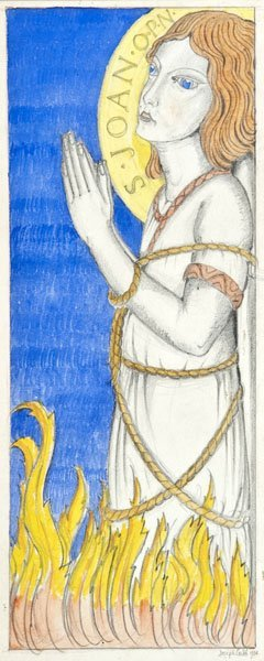 21: Joseph Cribb - St Joan of Arc