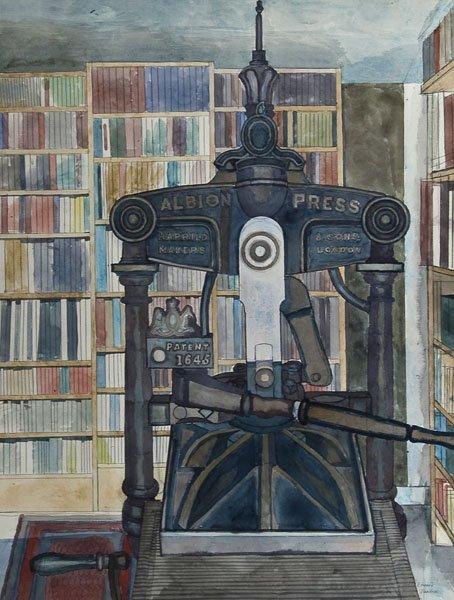24: Edward Bawden - Press and Books