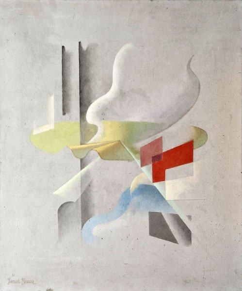 46: Bernard Ninnes - Experiment in Abstraction
