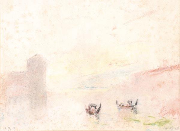 17: Hercules Brabazon Brabazon (1821-1906) Venice (aft
