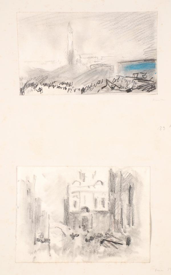 18: Hercules Brabazon Brabazon (1821-1906) Views of Ve