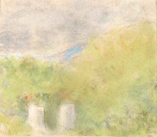 21: Hercules Brabazon Brabazon (1821-1906) Villa Arson