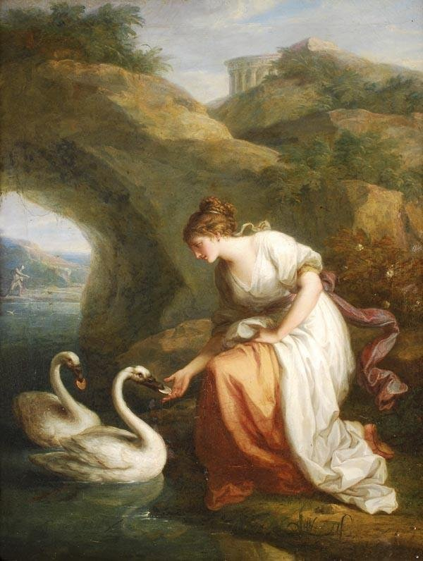 24:  Angelica Kauffman R.A. (Chur, Graubuden 1741-18