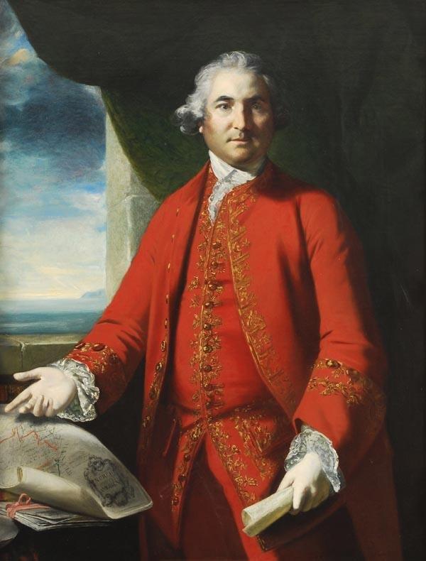 96: Sir Joshua Reynolds P.R.A. (Plympton, Devon 1723-1