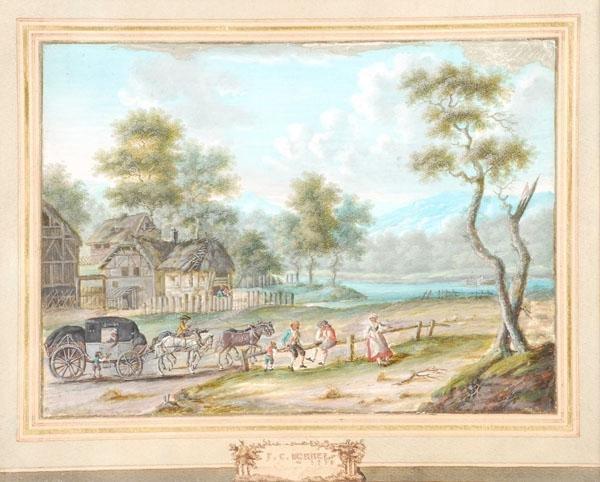 472: Attributed to Johann Christoph von Bemmel (d. 1778