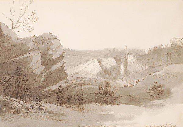 476: Henrietta Anne Fortescue (d.1841). Edinburgh Castl