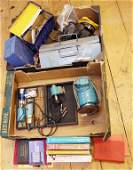 166 A collection of sundry engineering items to inclu