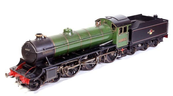 203: A finely engineered 5in gauge model of the B.R. (e