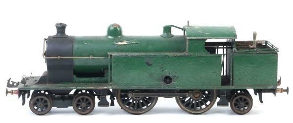228: A L. & N.W.R. 4-4-2 Precursor tank locomotive