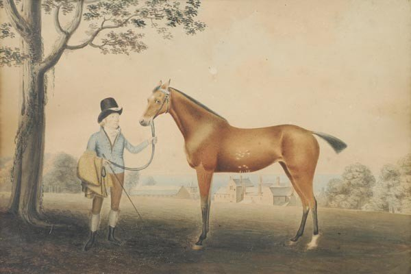 2: Moses Griffith (late 18th century), Bay Bess, Blan
