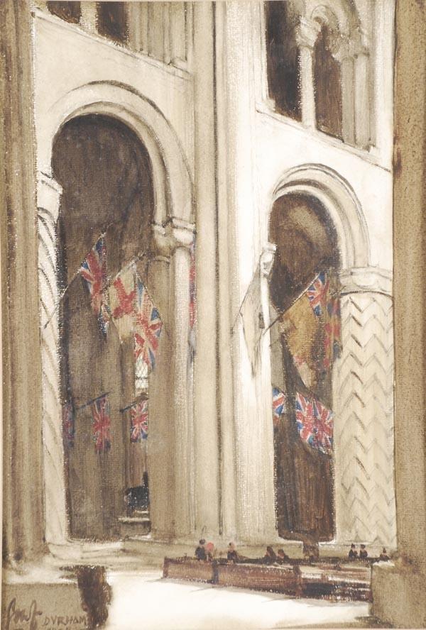 16: Gordon Mitchell Forsyth (1879-1952), West Transept
