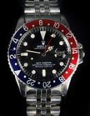 212: Rolex, Oyster Perpetual Date GMT Master, a gentlem