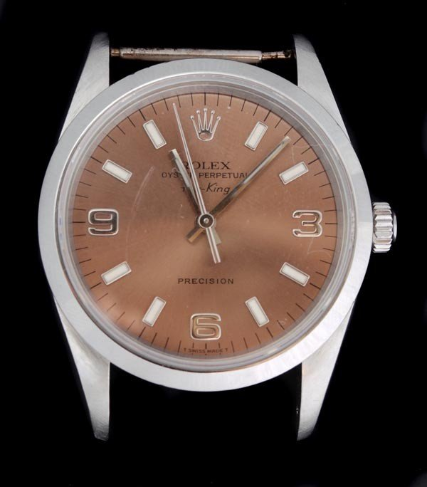 11: * Rolex, Oyster Perpetual AirKing, a gentleman's s