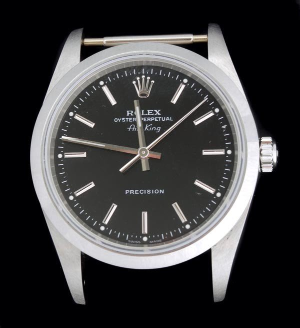 13: * Rolex, Oyster Perpetual AirKing, a gentleman's s