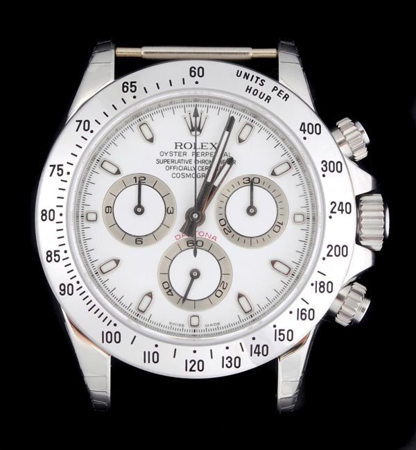 153: * Rolex, Cosmograph Daytona, a gentleman's stainle