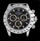 154: * Rolex, Cosmograph Daytona, a gentleman's stainle