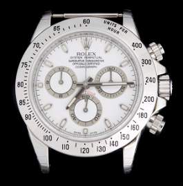 160: * Rolex, Cosmograph Daytona, a gentleman's stainle
