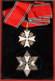 314: Meritorious Order of the German Eagle 1937-1945 -