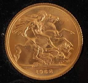 Victoria to Elizabeth II, Sovereigns (17), shield